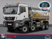Camion benne MAN TGS 35.500 8X6 BB Thermo Hinterkipper Meiller