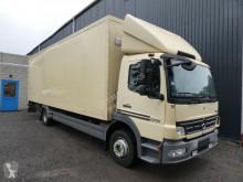 Mercedes egyhőmérsékletes hűtőkocsi teherautó Atego 1218