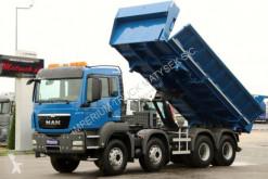 Camion benne MAN TGS 35.440 / 8X4/2 SIDED TIPPER/BORTMATIC