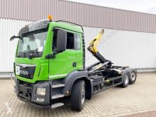 Camion polybenne MAN TGS 26.480 6x4H-4 BL 26.480 6x4H-4 BL, HydroDrive, Lift-/Lenkachse