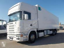 Camion Scania L Scania - 114L380 CELLA FRIGO MT 9.60 PEDANA E RETARD - Frigo frigo occasion