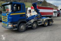 Camion multibenne Scania R440CB Wechselabroller - Haken