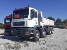 Camião MAN TGA 33.360 bi-basculante usado