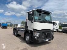 Камион мултилифт с кука Renault Gamme C 430.26 DTI 11