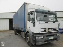 Camion Iveco Eurotech Cursor rideaux coulissants (plsc) occasion