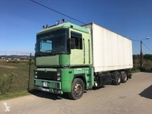 Camion fourgon Renault Magnum 385