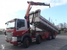 Camion benne TP DAF CF85 460