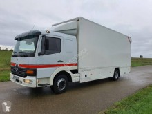 Camion fourgon polyfond Mercedes Atego 815