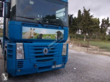 Renault AE truck used straw carrier flatbed
