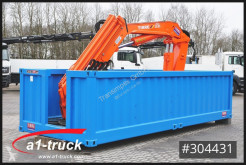 集装箱 Hüffermann Container Elektro Kran Tirre 331 Funk, stationär, Offshore