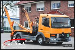 Mercedes Atego 818 Absetzkipper Meiller AK6, analog truck used skip