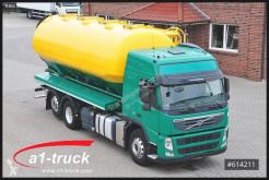 Camion citerne alimentaire Volvo FM 420, Futter, Silo: Heitling 29.000 Liter, Lenkachse