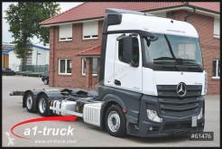 Mercedes Actros 2542 BDF, Jumbo 7820, NAVI truck used BDF