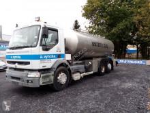 Camião cisterna alimentar Renault Premium 420 DCI