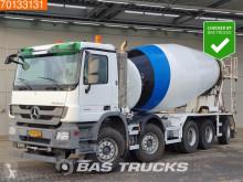 Mercedes Actros 4141 truck used concrete mixer