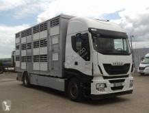 Camión remolque ganadero para ganado ovino Iveco Stralis AD 190 S 42 P