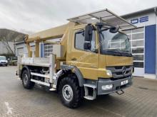 Kamión Mercedes Atego 1018 4x4 EURO5 Hubarbeitsbühne Palfinger vysokozdvižná plošina ojazdený