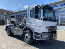 Mercedes hook arm system truck Atego 1018 4x4 EURO5 Abrollkiper CTS