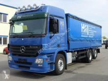 Camion savoyarde Mercedes Actros 2548*Lift/Lenkachse*Retarder*K