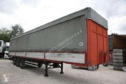 Zorzi SEMIRIMORCHIO, CENTINATO SPONDE, 3 assi truck used tarp