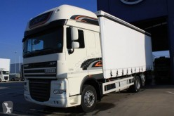 Camion DAF XF105 FAR 460 rideaux coulissants (plsc) occasion