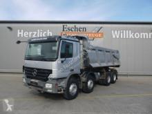 Mercedes tipper truck 4144 K 8x4, Muldenkipper, AP Achsen, Blatt
