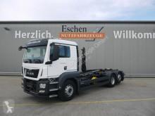Camion multibenne MAN TGS 26.440 6x2-4 BL,Meiller RS21.67,Standheizung