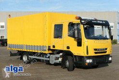Camião Iveco ML80E18 Euro Cargo/nur 15 TKM! wie neu!!! caixa aberta com lona usado