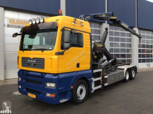 MAN hook arm system truck TGA 26.440