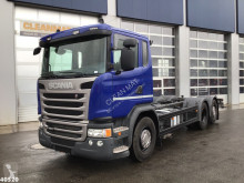 Scania chassis truck G 450