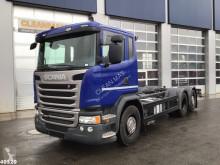 Camión chasis Scania G 450