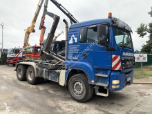MAN TGS 33.440 truck used hook arm system