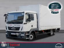 Camião MAN TGL 8.180 4X2 BL AHK, Zusatzheizung, Klimaautom. caixa aberta com lona usado