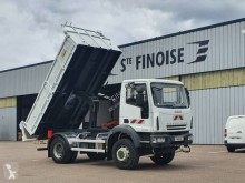 Camion benne TP Iveco Eurocargo 140 E 25
