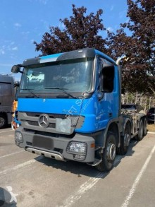 Camion Mercedes Actros 4141 polybenne occasion