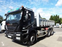 Camion Iveco Trakker 260 T 41 polybenne occasion
