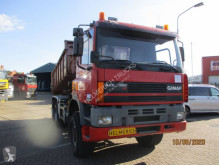 Камион Ginaf GINAF-DAF 85 360 ATI 6X6 FULLSTEELSUSPENSION контейнеровоз втора употреба