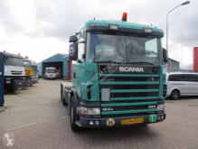 Scania 124 420 EURO 3 truck used container