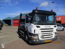 Camion porte containers Scania P280 EURO 5 HYVA 12 TONS PORTAALSYSTEEM