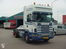 Vrachtwagen chassis Scania 124 470 EURO 3