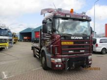 Camion Scania 114 340 EURO 2 plateau occasion