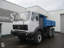 Mercedes three-way side tipper truck FAP 2026 , V8 , ZF Manual , 3 way tipper , spring suspension