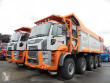 Ginaf卡车 HD5395TS 10X6 车厢 二手