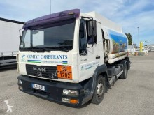 Camion MAN LE 12.220 citerne hydrocarbures occasion