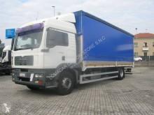 Camion MAN TGM 18.280 centinato alla francese usato