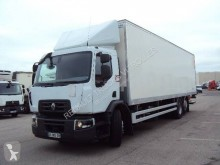 Renault Gamme D 320.26 DTI 8 truck used plywood box