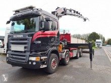 Scania R 480 truck used dropside