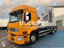 Camión lona corredera (tautliner) Renault Premium