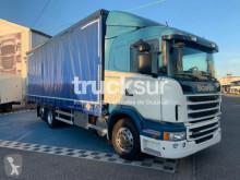 Camion cu prelata si obloane Scania G 400