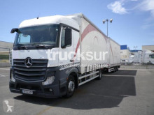 Mercedes Actros 1845 truck used tarp